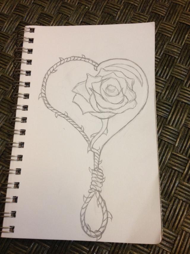 Nighttime Doodle