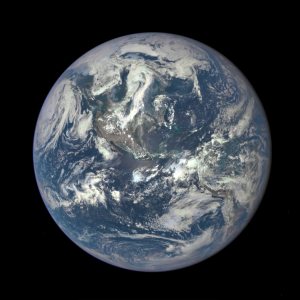 Image of Earth captured by NASA: http://www.nasa.gov/image-feature/nasa-captures-epic-earth-image