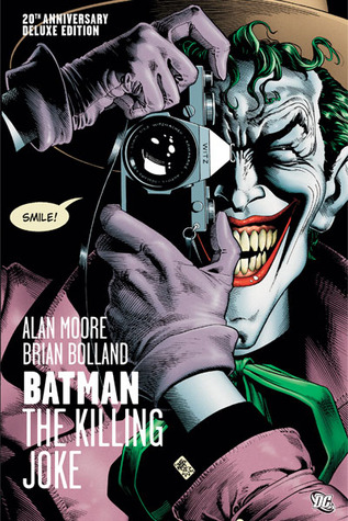 Saturday of (Comic) Book Reviewing – Batman: The Killing Joke