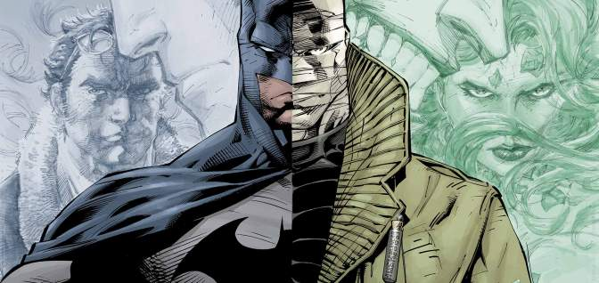 Saturday Of (Comic) Book Reviewing – Batman: Hush