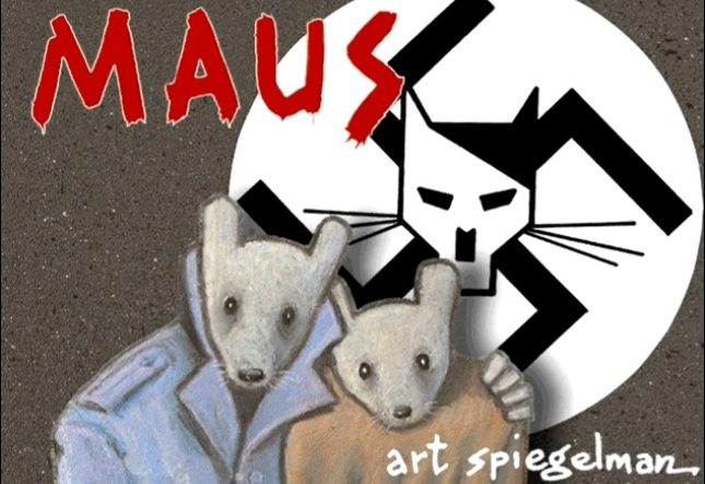 Saturday of Book Reviewing – The Complete Maus