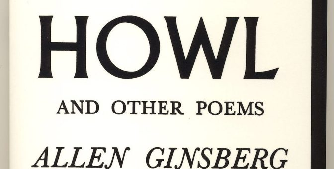 Saturday of Book Reviewing – Ginsberg's Howl and Other Poems