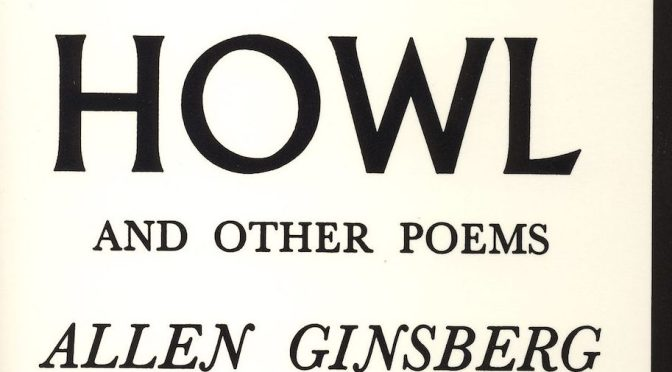 howl and other poems pdf