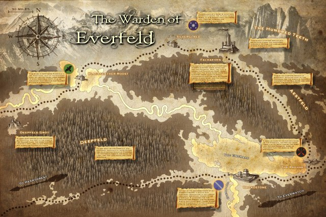Map of Everfeld