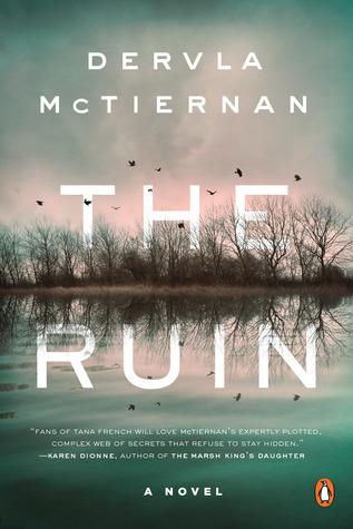 The Ruin, Dervla McTiernan, Cormac Reilly #1, mystery, detective, novel